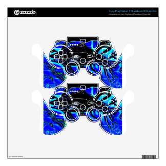 Blackened Salmon JPG Skins For PS3 Controllers
