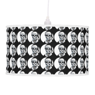 Blackest Ever Black Xmas Hanging Lamp