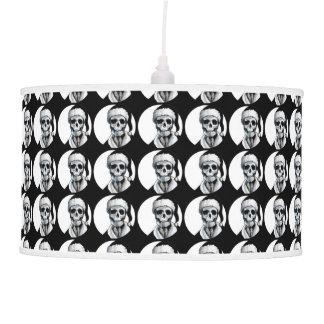 Blackest Ever Black Xmas Hanging Lamps