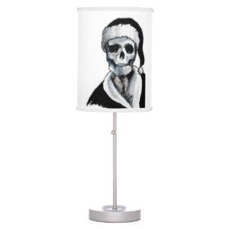Blackest Ever Black Xmas Table Lamp