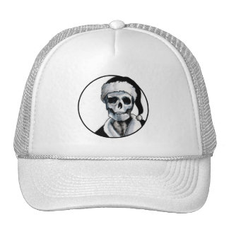 Blackest Ever Black Xmas Trucker Hat