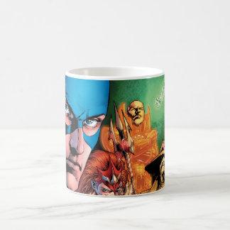 Blackest Night Comic Panel 2 - Color Coffee Mug