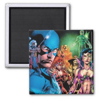 Blackest Night Comic Panel 2 - Color Magnet