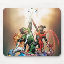 Blackest Night Cover Mouse Pad