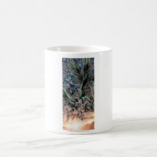 Blackest Night Group Painting - Color Classic White Coffee Mug