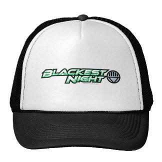 Blackest Night Logo 2 Trucker Hat