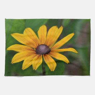 Blackeyed Susan Cotton Dish Towel