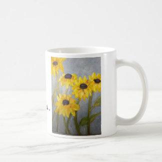Blackeyed Susans...1 Coffee Mug