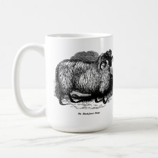Blackface Sheep Coffee Mug