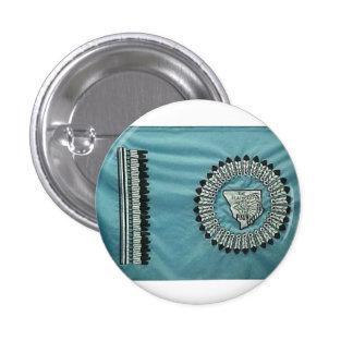 Blackfeet Nation Flag 1 Inch Round Button