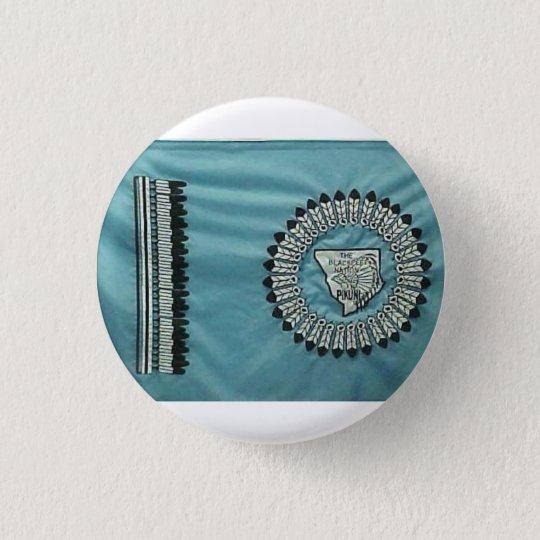 Blackfeet Nation Flag Button