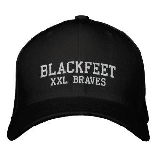 Blackfeet XXL Braves Embroidered Hat
