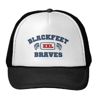 Blackfeet XXL Braves Trucker Hat