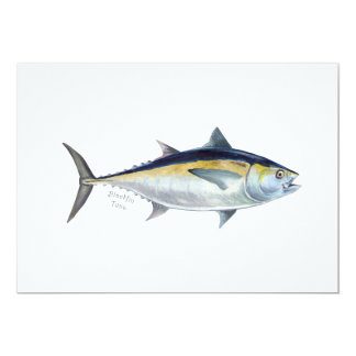Blackfin Tuna invitation