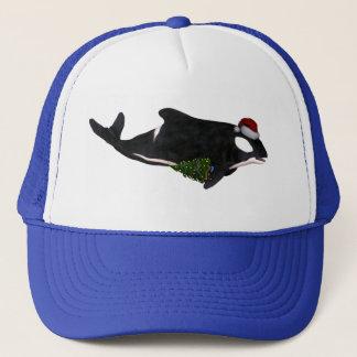 Blackfish Santa Trucker Hat