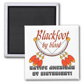 Blackfoot Fridge Magnet