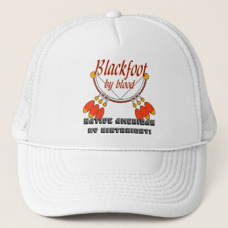 Blackfoot Trucker Hat