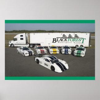 Blackforest Motorsports Print