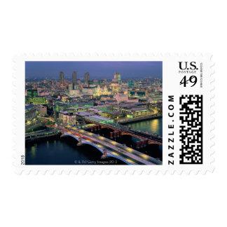Blackfriar s Bridge Postage Stamps