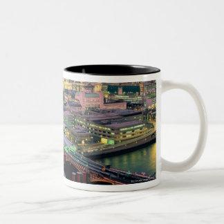 Blackfriar's Bridge Two-Tone Coffee Mug