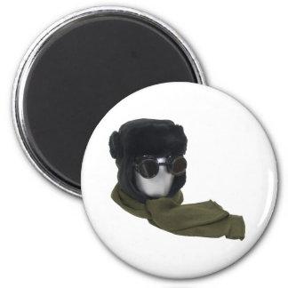 BlackFurAviatorKit082009 Imán Redondo 5 Cm