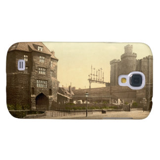 Blackgate and Castle, Newcastle-upon-Tyne, England Samsung Galaxy S4 Cover