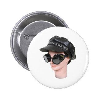 BlackGogglesLeatherCap050110 Button