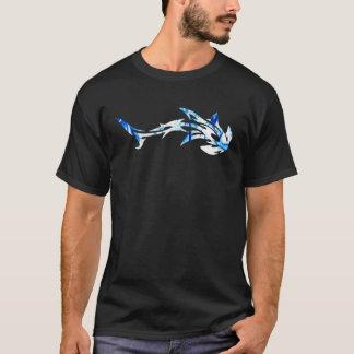 BlackHammer - white hammerhead T-Shirt