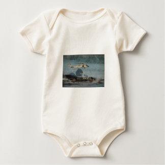 BLACKHAWK BABY BODYSUIT