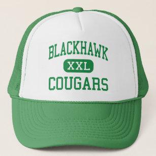 77c9bb3a6e0 Blackhawk - Cougars - High - Beaver Falls Trucker Hat