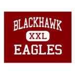 BlackHawk - Eagles - joven - soporte Morris Postales
