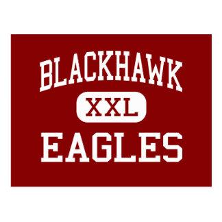 Blackhawk - Eagles - Junior - Mount Morris Postcard
