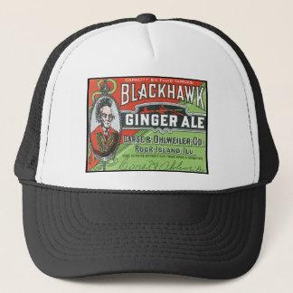 Blackhawk Ginger Ale Carse & Ohlweiler Co. Trucker Hat
