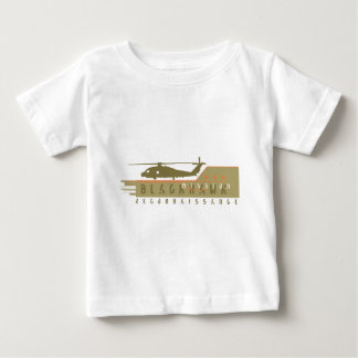 Blackhawk Helicopter Recon Team Baby T-Shirt