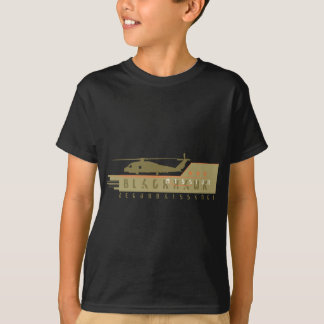 Blackhawk Helicopter Recon Team T-Shirt