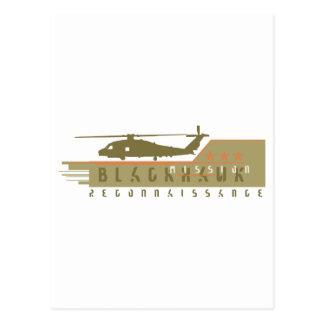 Blackhawk Postcard