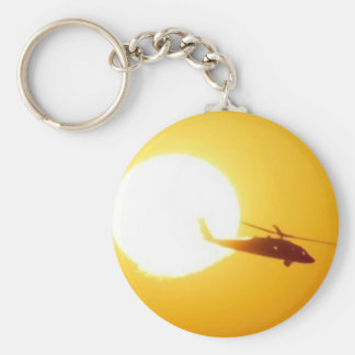 BLACKHAWK SUNSET KEYCHAIN