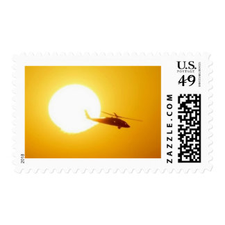 BLACKHAWK SUNSET POSTAGE