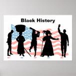 BlackHistoryTimelineFlag Poster