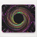 Blackhole Abstract Mouse Pads