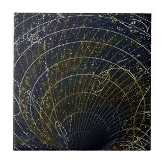blackhole azulejo cuadrado pequeño