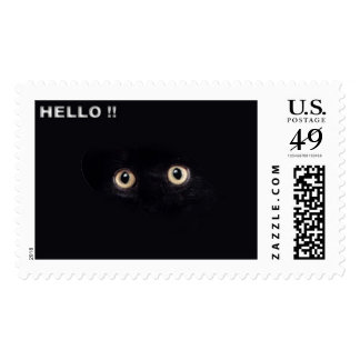 blackie sello postal