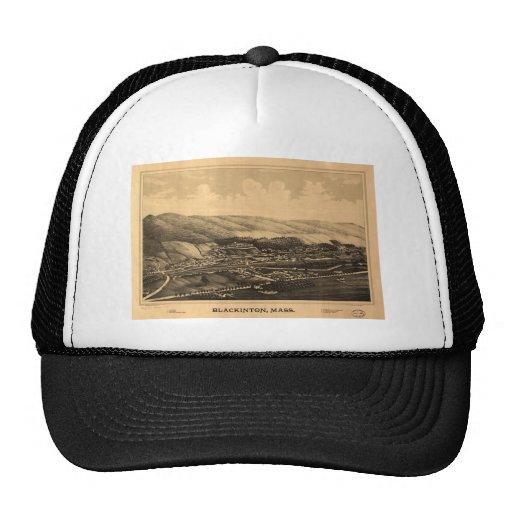 Blackinton, Massachusetts en 1889 Gorras De Camionero