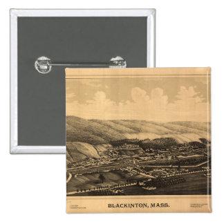 Blackinton (North Adams), Massachusetts (1889) Button