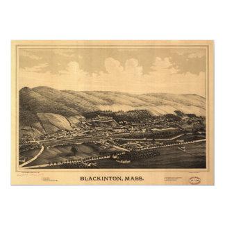 Blackinton (North Adams), Massachusetts (1889) Card