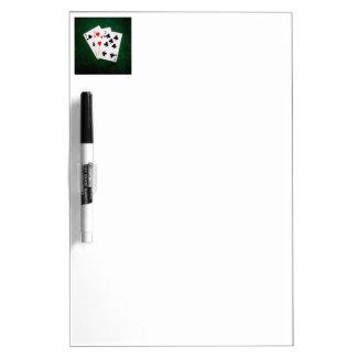 Blackjack 21 - Seven, Seven, Seven Dry Erase Board