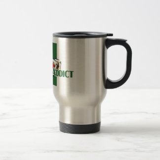Blackjack Addict's travel mug