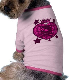 BlackJack(Dog) Doggie T Shirt