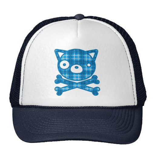 BlackJack(Dog) Trucker Hats