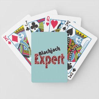 Blackjack Expert Playing Cards